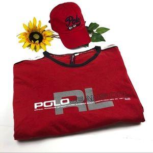 Men's Polo Ralph Lauren Jean Company T Shirt 3XLT